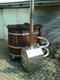 Hot Tub - Wooden