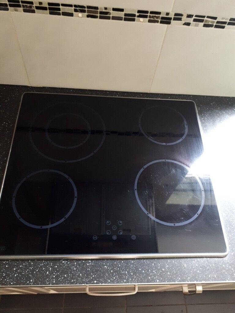 Good Condition Glass Ceramic Electric Hob Whirlpool For Ikea Schott Ceran In Lisvane Cardiff Gumtree