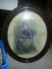 Large victorian photo