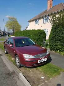 Ford Mondeo 2.0 £350 ono