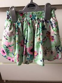 Girls skirts, age 18-24 mths