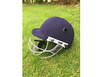 GM junior cricket helmet
