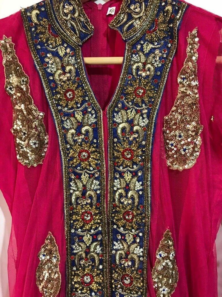 Asian wedding party dresses/Pakistani dresses