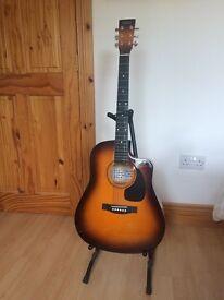 Boorinwood Acoustic Guitar