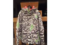 Boys Quicksilver ski jacket age 16