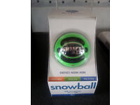 Snowball blue neon usb microphone