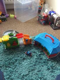 Job lot Thomas toys
