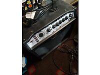 Peavey VIP 1 Guitar and Bass amplifier.
