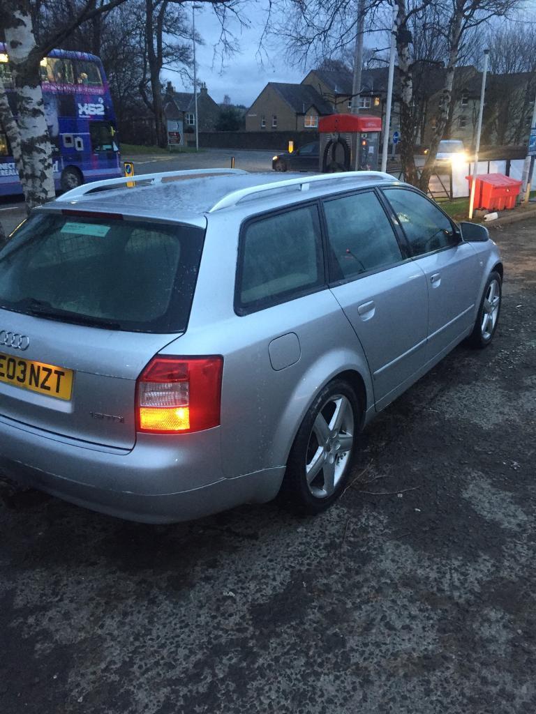 2003 Audi A4 Avant 19tdi Swaps In Peebles Scottish Borders