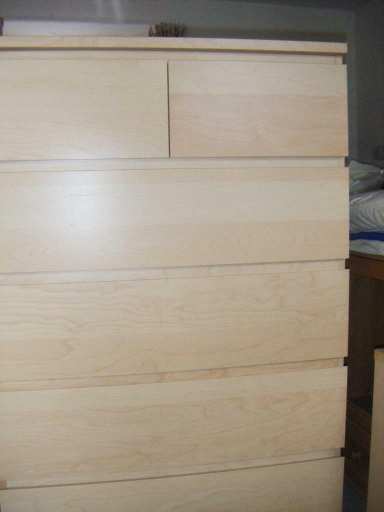 Ikea Malm Chest of 4 Drawers Ikea Chest of Drawers