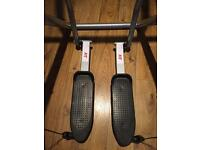 Air Fit Walker Exercise Machine, Cross Trainer Foldable