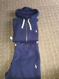 Ralph Lauren tracksuit new (hoodie and joggers)