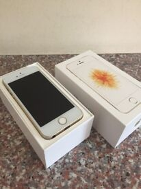 Apple iPhone SE Gold 64GB *UNLOCKED*