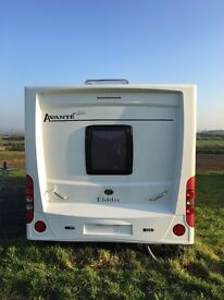 Caravan for sale Elddis 2008