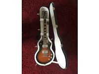 Gibson Les Paul (traditional mahogany satin)