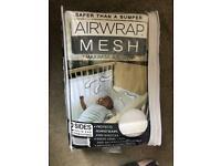 Air wrap Mesh bumper