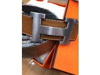 Hermes belt stunning brand new with all packaging