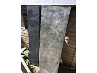 Free worktops for shed / garage