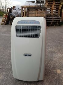 PORTABLE AIR CONDITIONING UNIT AC 12EH