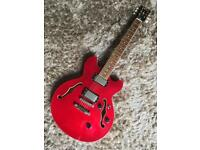Vintage AV3 electric guitar