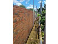 Wide range of building work