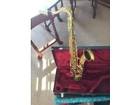 Yamaha YTS25 Tenor saxophone in excellent condition
