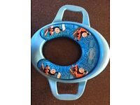 Thomas and friends toilet seat