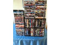 Job Lot of 152 DVDS - Gangster, Action, Comedy & Crime Documentary