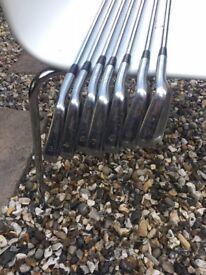 Mizuno T Zoid Pro Golf Irons
