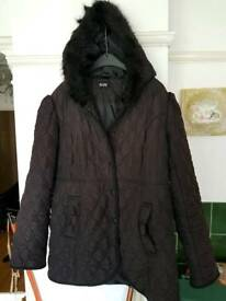 Lady's size 18 coat /jacket as new