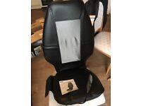 Homedics Shiatsu Massage Chair - perfect condition
