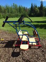 Helicopter Teeter Totter - Sold PPU