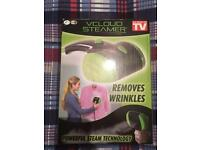 v cloud steamer new boxed