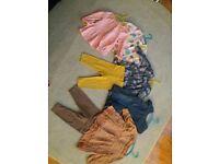 Girls clothing bundle 12-18 mths