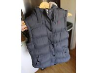 Ladies winter gillet size small