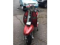 Lambretta 225 top end
