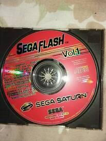 Sega flash game & atari game