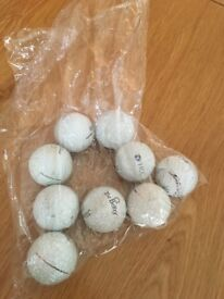Tietlest golf balls