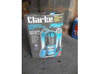 Clarke submersible electric pump plus hoses