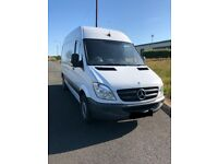 Mercedes Benz Sprinter 313 CDI 2012 White (NO VAT)