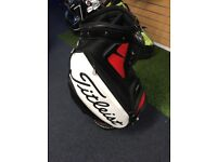 Titleist Tour Bag with strap and rain hood