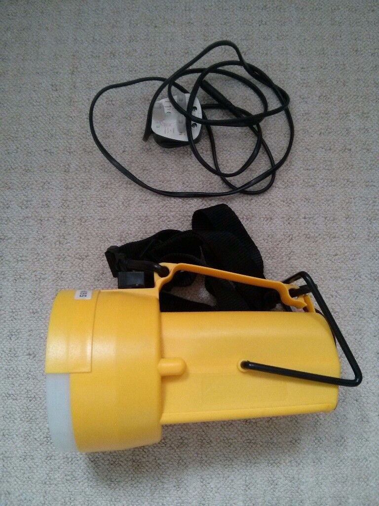 NITECH 550H Rechargeable Torch