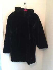Never worn Dennis Basso fur coat