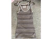 £4 Jack Wills Size 6 Vest Top