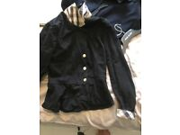 Real Burberry light weight jacket