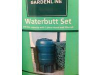 210 litre Waterbutt Set