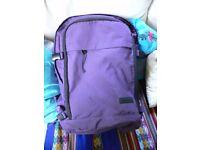 Members Make Large Rucksack - Purple