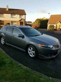 2009 Honda Accord Estate GT I-DTEC , With full body kit...