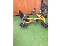 Orange scooter for sale immaculate condition