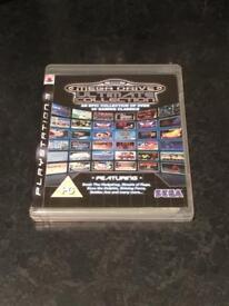 Ps3 game Sega Mega Drive Collection